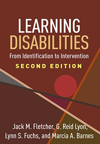 Compare Textbook Prices for Learning Disabilities, Second Edition: From Identification to Intervention Second Edition ISBN 9781462536375 by Fletcher, Jack M.,Lyon, G. Reid,Fuchs, Lynn S.,Barnes, Marcia A.