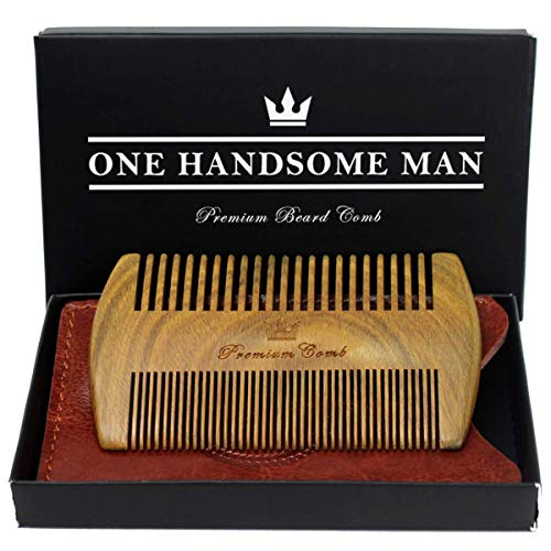 Beard Comb Kit by One Handsome Man