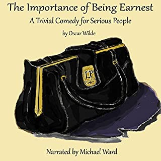 Couverture de The Importance of Being Earnest