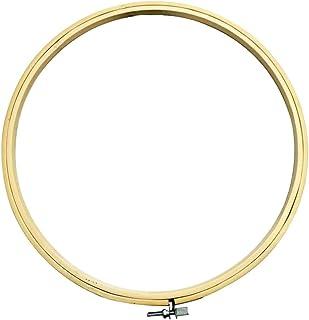 Holz-Strickrahmen, rund, für Kreuzstich, Nähmaschine, Stickerei, Strick-Ring zum Nähen, Bastelwerkzeug, 21 cm
