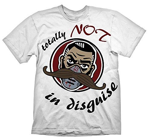 Borderlands T-Shirt Dr. Ned, S [import allemand]