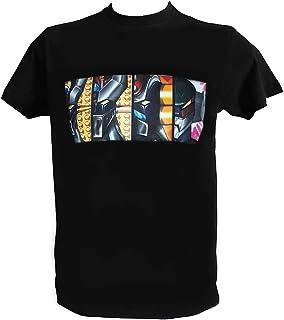 T Shirt Jeeg Robot, Mazinger z, Great Maginzer, Grendizer, Anime, Manga