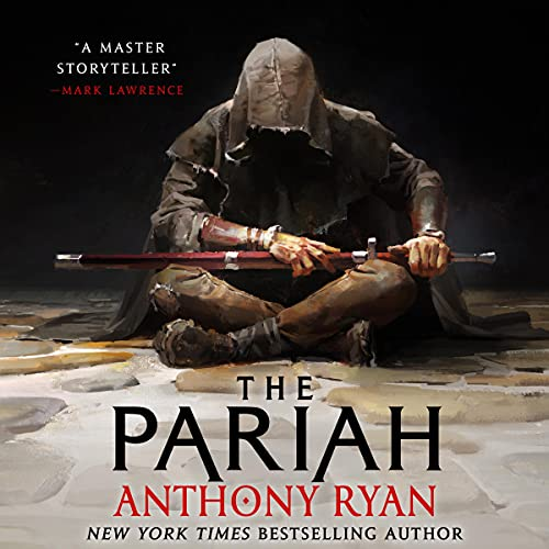 The Pariah cover art