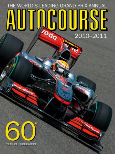 Image OfAutocourse 2010-2011: The World's Leading Grand Prix Annual (Autocourse: The World's Leading Grand Prix Annual)