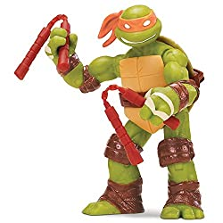 Highly detailed figures Complete with signature weapons Perfectly replicate the characters from the Teenage Mutant Ninja Turtles TV series Collect all four Turtles and all the other characters from the show Compatible with other Teenage Mutant Ninja ...