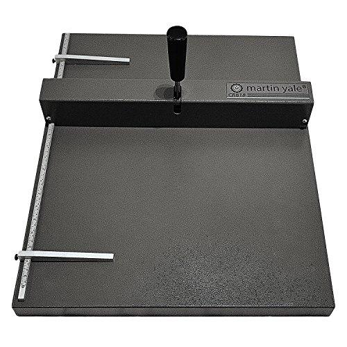Martin Yale CR818 - Creaser manual de papel