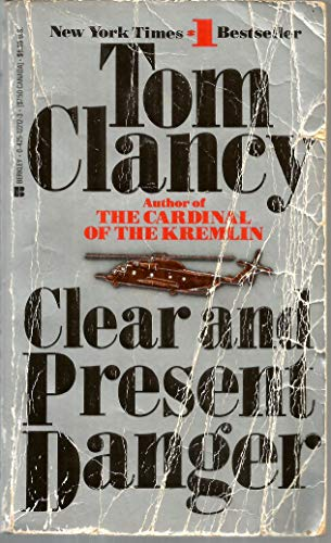 Clear and Present Danger (A Jack Ryan Novel)の詳細を見る