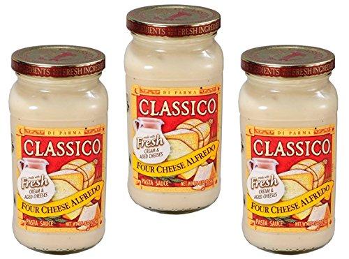 ハインツ クラシコ 4チーズアルフレッド 420g×3個