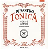 Pirastro Tonica Series Viola String Set 16.5-16-15.5-15-in. Medium