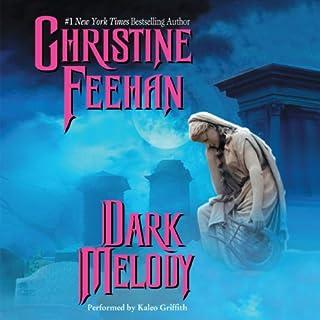 Dark Melody audiobook cover art