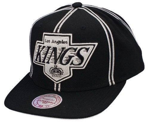 Mitchell & Ness Los Angeles Kings Snapback Nj17z Black/grey - One-Size