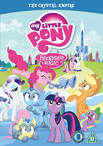 My Little Pony: Friendship is Magic - The Crystal Empire