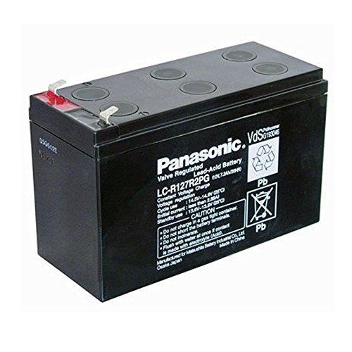 Panasonic - Akku AGM PANASONIC LC-R127R2PG 12V 7.2Ah F4.8