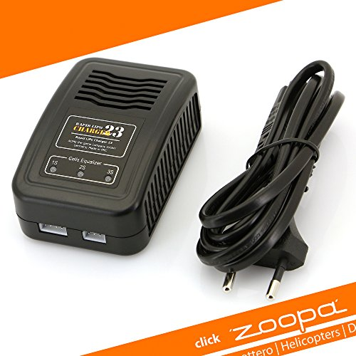 zoopa Acme Q Evo 550 Charger |for All LiPo Batteries 2S / 3S (ZQE550-23)
