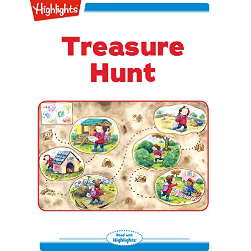 Treasure Hunt copertina