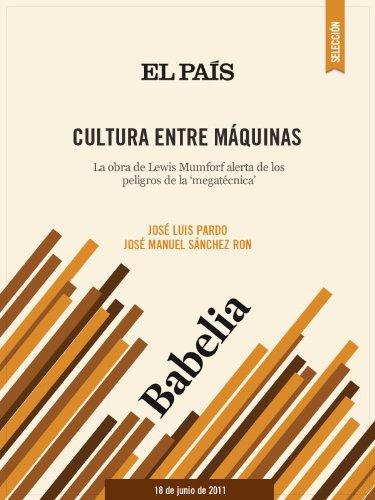 Cultura entre máquinas eBook: PARDO, JOSÉ LUIS , RON, JOSÉ ...