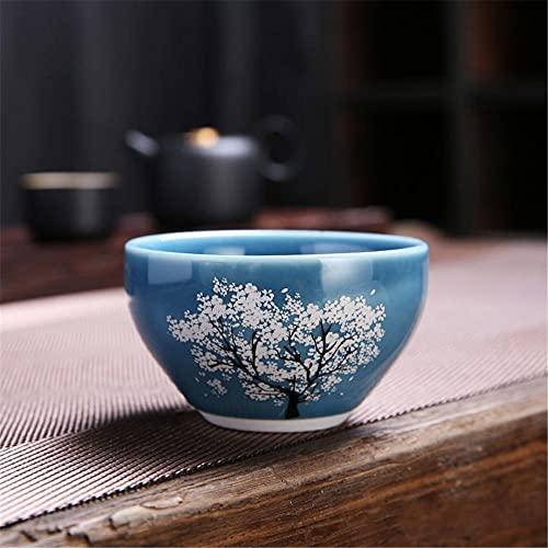China de cristal Kung/Kong/gong fu té cermony Set de té de servicio de taza taza taza taza taza que sirve mejor regalo-6pcs
