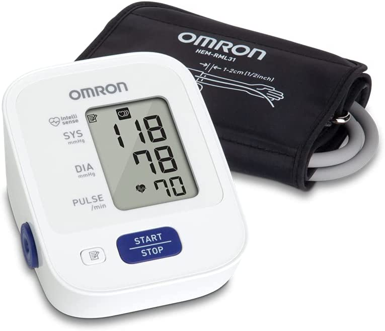 OMRON Bronze Blood Pressure Monitor