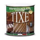 TIXE 630500Barniz para Madera al Agua, Pintura, Neutro, 10x 10x 20cm