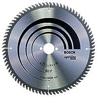 Bosch 2329857 Table Saw Blade Silver [並行輸入品]