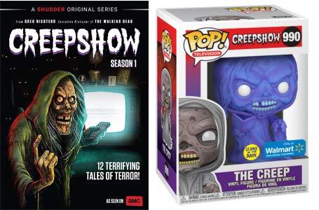 Are You Ready For The Creepshow? - Creepshow Season 1 + Funko POP! TV:...