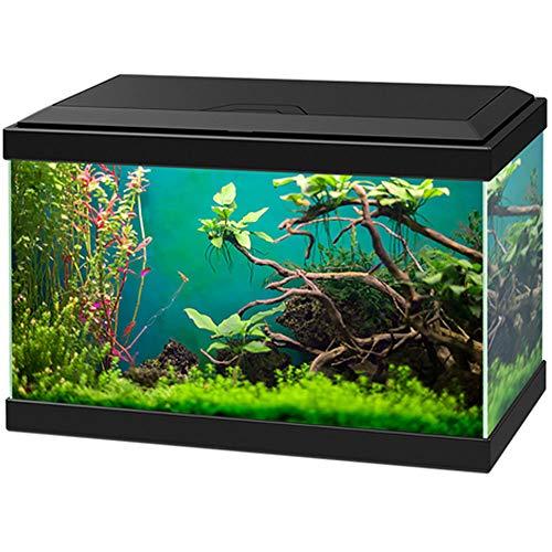 ASKOLL Acquario Aqua 20 nero 40x20x31 con led e filtro 17 litri