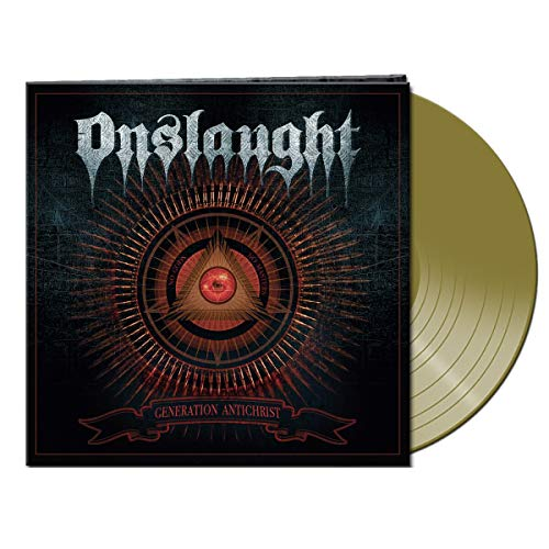 Generation Antichrist (Ltd.Gtf.Gold Vinyl) [Vinyl LP]