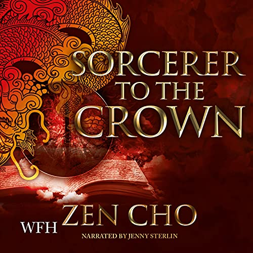 Sorcerer to the Crown cover art
