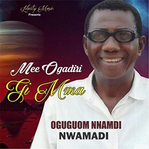 Oguguom Nnamdi Nwamadi