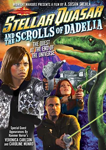 Stellar Quasar and the Scrolls of Dadelia [USA] [DVD]