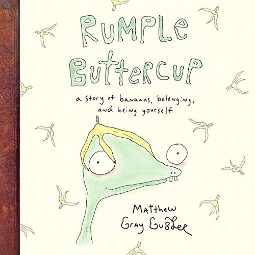 Rumple Buttercup Audiobook By Matthew Gray Gubler cover art