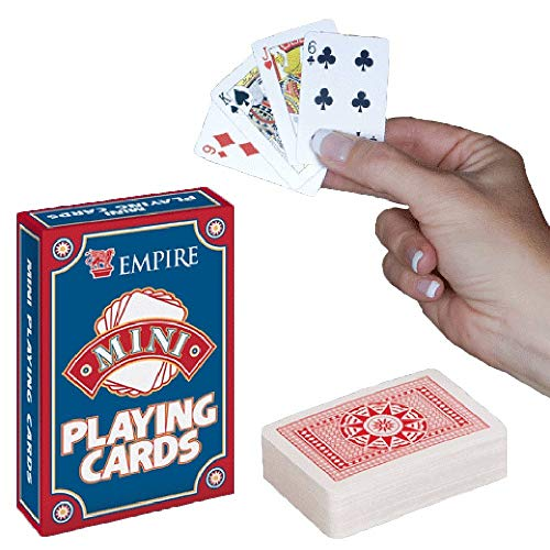 Mini Playing Cards Deck