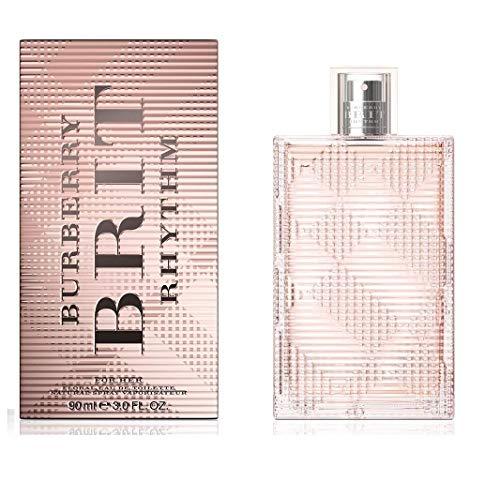 Brit Rhythm Floral di Burberry - Eau de Toilette Edt - Spray 90 ml.