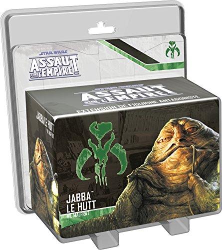 Asmodee–Star Wars Asalto Empire: Jabba el Hutt, ffswi36, no precisa