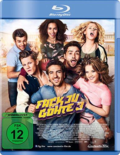 Fack Ju Göhte 3 [Blu-ray]