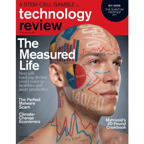 Audible Technology Review, July 2011 audiobook cover art