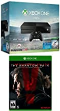 Xbox One 1TB Console - Madden NFL 16 Bundle + Metal Gear Solid V: The Phantom Pain [Physical Disc]