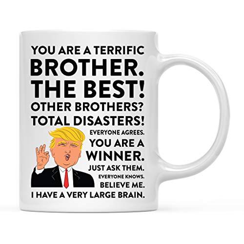 Andaz Press Funny President Donald Trump 11oz. Coffee Mug Gift,...