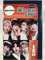 ENHYPEN エンハイプン EN- エンハイフン グッズ / フォト メッセージカード 30枚セット - Photo Message Card 30pcs [TradePlace K-POP 韓国製]