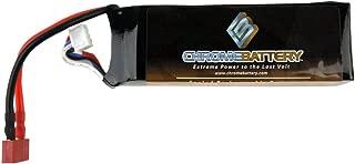 Chrome Battery 11.1V 2700mAh 25C for Blade 350 QX RTF Replacement Battery