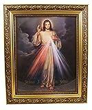 The Divine Mercy Jesus Christ Print in 13 Inch...