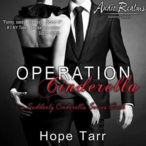 Operation Cinderella audiobook cover art