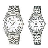 [カシオ] 腕時計 スタンダード ペアセット MTP-1129AA-7BJF / LTP-1129AA-7BJF