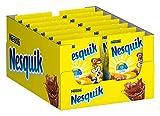 Nestlé Nesquik, kakaohaltiges Getränkepulver zum Einrühren in Milch, mit Vitamin-Mix, Großpackung für Schoko-Fans, 14er Pack (14 x 400 g)