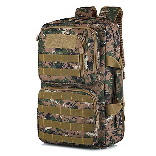 Angelrucksack Tackle Bags, Erdbeben-Überlebensrucksack für den Außen- und täglichen Gebrauch, Reißverschluss Wasserdichtes Material Komfortabel Robust-Style2