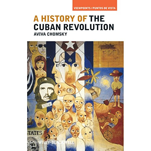 A History of the Cuban Revolution cover art