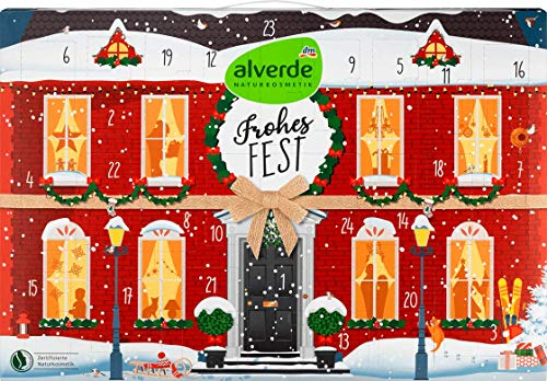 Alverde Adventskalender 2020 - Beauty...