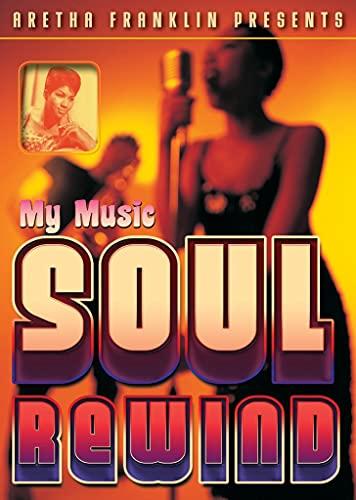 Treasury Collection | Aretha Franklin presents: SOUL REWIND DVD
