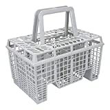 LUTH Premium Profi Parts cesta de cubiertos cesta de lavavajillas lavavajillas para AEG Electrolux Zanussi 111822800 1118228004