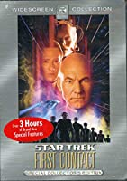 1st Contact Sce [DVD]